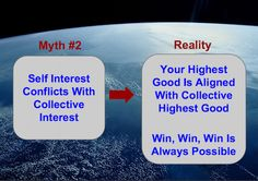 """Dalai Lama: """"The reality today is that we are all interdependent and have to coexist on this small planet."""" - This is a slide about one of the myths of business - from the free Social Entrepreneur Empowerment Series (presented by Ryan Eliason) for making both a positive social impact and substantial profits. http://theinnerentrepreneur.com/SEES"""