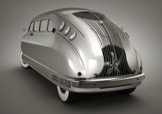 1935 Stout Scarab. @Deidré Wallace