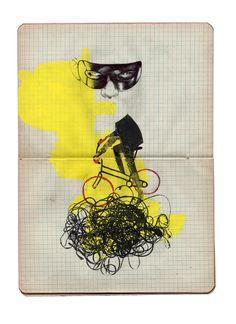 Personal  work by Antonio Soares.