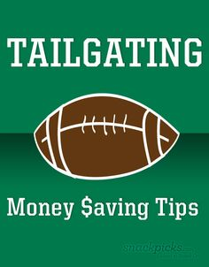 Save $$ on Game Day - Tailgate Savings and More!