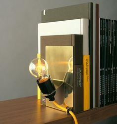 Martin-Löf x Monocle Library Lamp