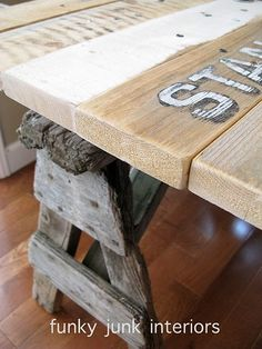 All about pallet wood