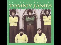 Crimson and Clover - Tommy James & The Shondells  ~  1968