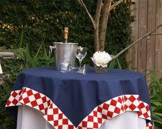 parti stuff, stuff parti, parti accessori, tablecloths, tailgat tablecloth, custom tailgat, tailgat idea, accessori parti