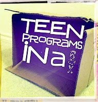 21 teen programs in a box ready for you to use as is, or pick and choose for your personal needs. Crafts, fashion, monsters and zombies, and some book related programs are included. Plus, Live Angry Birds by Heather Booth