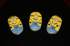 Despicable me Minion's cookies