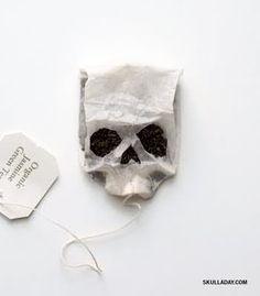 tea bag art #PinTeaTuesday