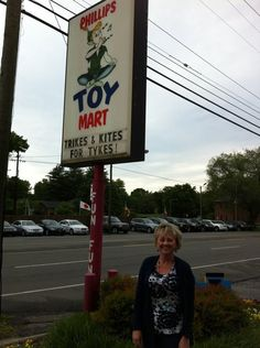 Phillips Toy Mart in Nashville, TN I would always take shelby and Noah here after doctor visits at OHP.