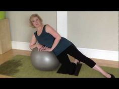Pilates Abs on the Exercise Ball