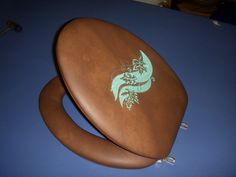 CloudSoft Designer Padded Toilet Seats - Made in St. Augustine, Florida. Over 40 Colors and Many Designs