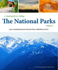 FREE e-Book: The National Parks Visitor Guide! ~ via TheFrugalGirls.com #travel