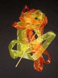 ribbon worship streamers