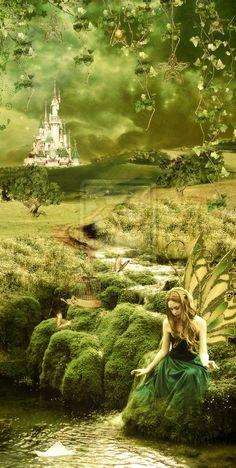 ✿ڿڰۣ(̆̃̃❤  Faerie  ✿ڿڰۣ(̆̃̃❤ A Fantasy by DusterAmaranth.deviantart.com on @deviantART