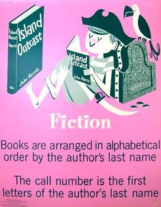 RETRO POSTER - Fiction | Flickr - Photo Sharing!