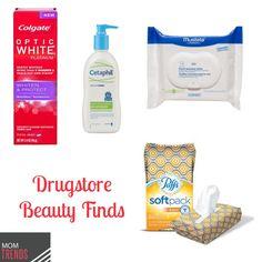 Favorite Drugstore Beauty Finds | MomTrends
