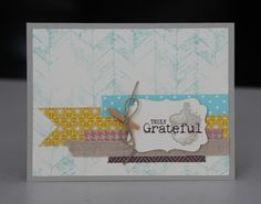 Stampin' Up! case - Truly Grateful & Sweater Weather - Amy Bollman