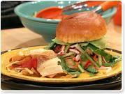 Vietnamese-Style Burger... intriguing