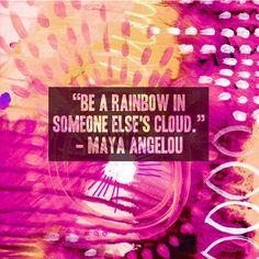 Inspiration Monday: Be a positive inspiration to others around you. #CalypsoCares  #QOTD