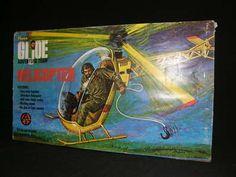 GI Joe Helicopter