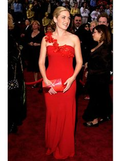 Kate Winslet, 2002. #Gowns #Dresses