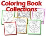 Coloring Fun for Kids and Grownups: Coloring Page Collections