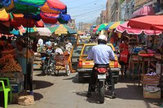 Chiclayo, Peru street market