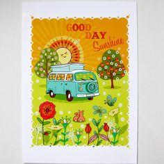 'Good Day Sunshine'