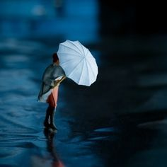 Photography of a miniature.
