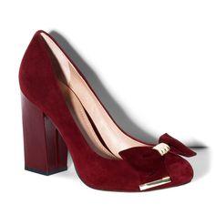 VERONA Vince Camuto.     Oh my vince camuto, vinc camuto, blue, accessori, fall shoes, red velvet, pumps, heels, verona vinc