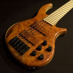 Perception 5 by Overwater Basses!