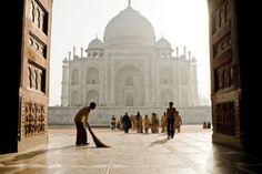 India - Taj Mahal #ConflictofPinterest