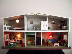 1970s Brio Doll House
