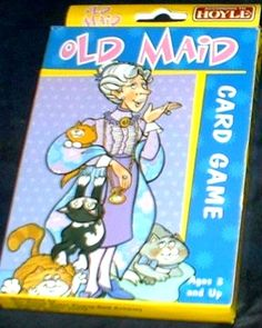 Oh how I loved to play old maid with my grandma...<3