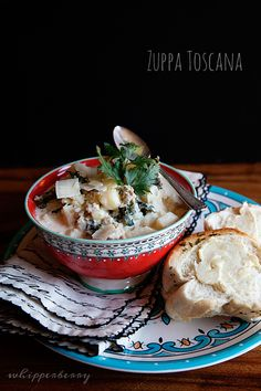 zuppa toscana... this looks DELISH!