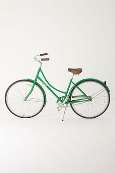 Linus Dutchi-1 Bike by Linus @Luvocracy | In green!