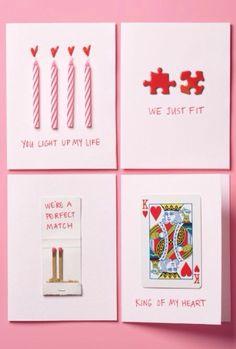 Valentine DIY Card!