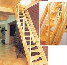 Attic Stairs On Pinterest Stairs Loft And Plywood