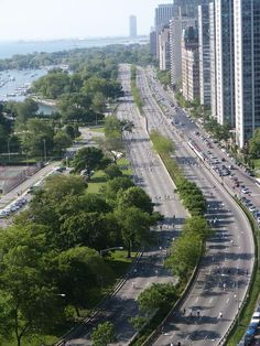 Lake Shore Drive, Chicago, uncredited