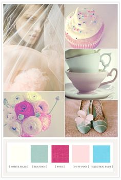 a little pastel love..
