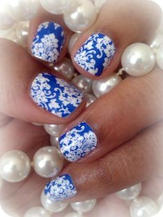 So pretty for spring!  Check out these and more at www.donnaj.jamber...  donna j~ independent jamberry consultant