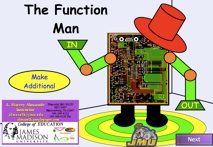 Interactive White Board Ideas ~ teacher uses the Promethean Board