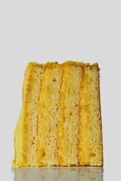 Lemon Layer Cake ~ Extremely lemony and light and texture yet rich in flavor,,