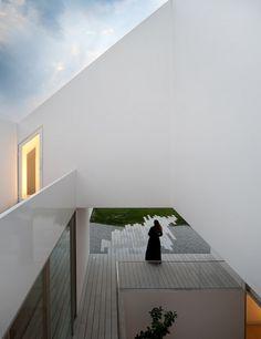 Beautiful Minimalist Retreat in Portugal: House in Leiria