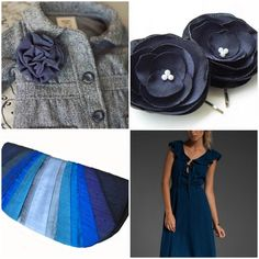 color of the month :: indigo