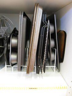 {An Organized Kitchen} The Pantry Part II: Baking Supplies