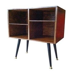 Mod Side Table now featured on Fab.