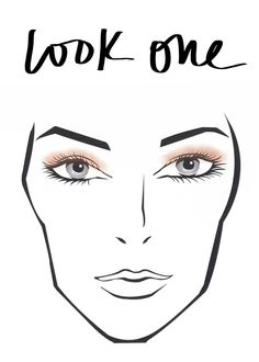 Look 1 of 3 eye make