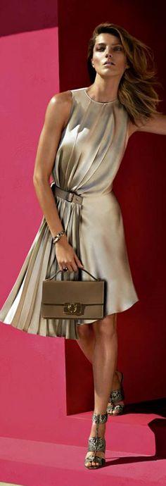 Boss Lady - executive suite- Salvatore Ferragamo