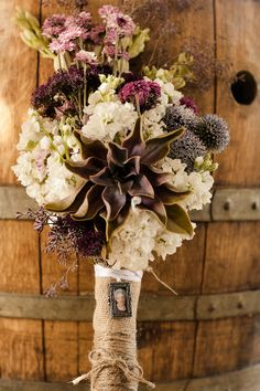 Vintage, rustic, & violet wedding  |  rochelle wilhelms photography