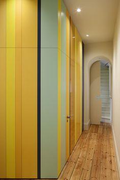 hallway hidden rooms
